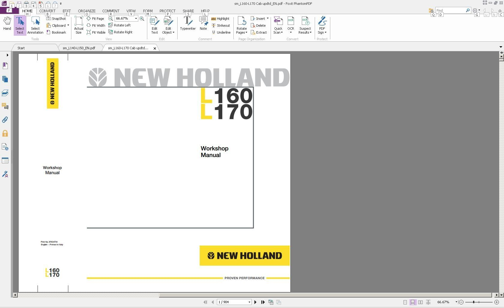 original factory manuals for new holland trucks contains high quality images circuit diagrams and instructions to help you to  [ 1680 x 1026 Pixel ]