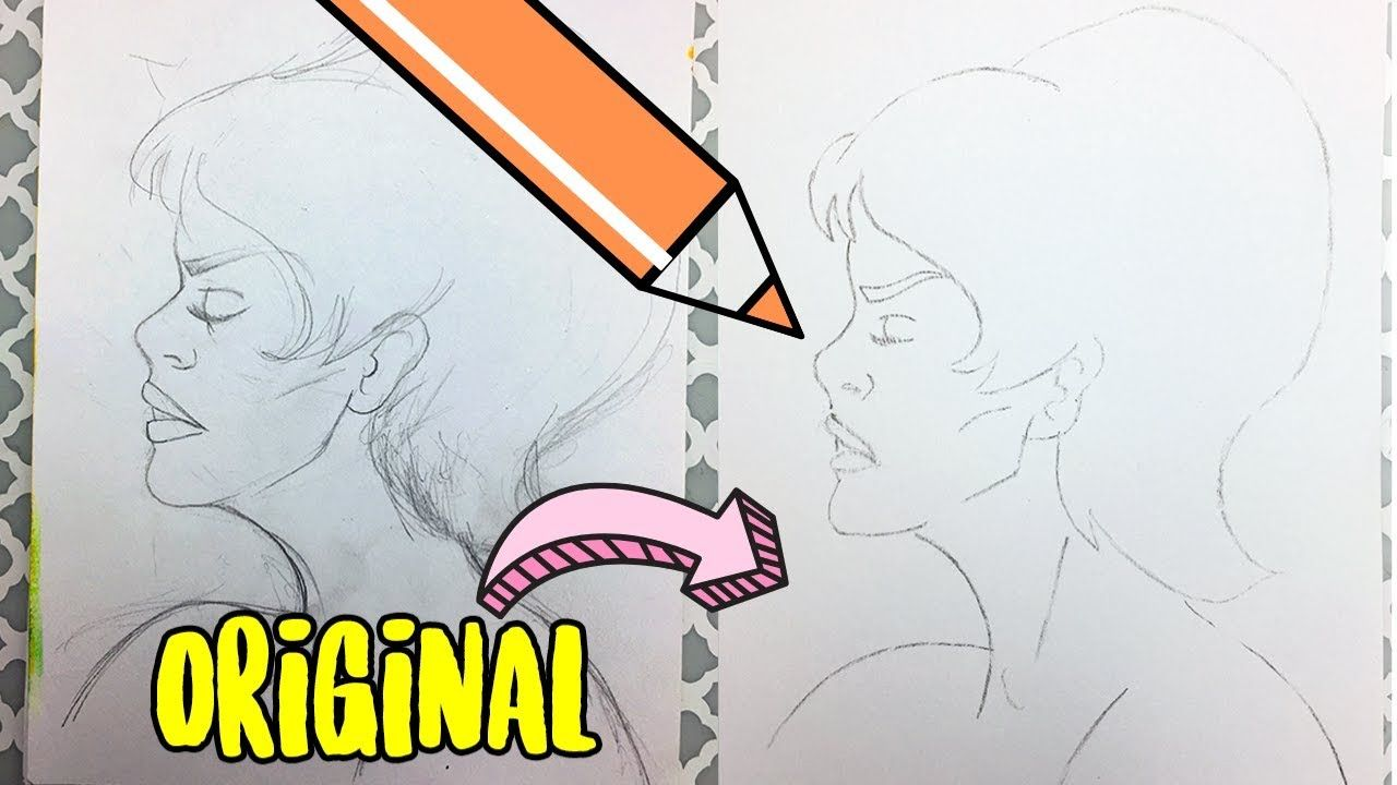 3 Ways To Transfer Sketch To Canvas Easy Tips For Artists Stencils Tutorials Artist At Work Canvas