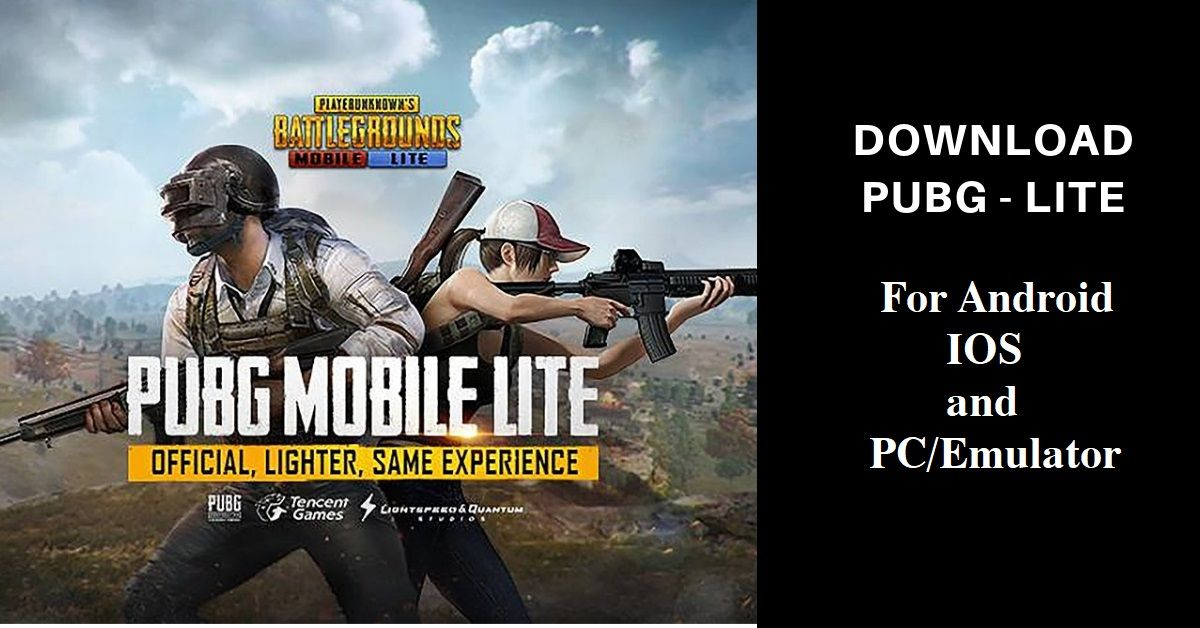 How To Download PUBG Mobile Lite 100 Free For Android