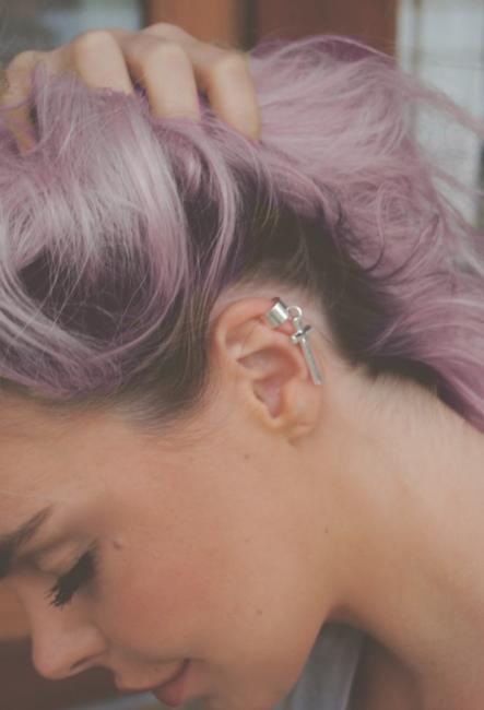 Haaransatz farben kurze haare