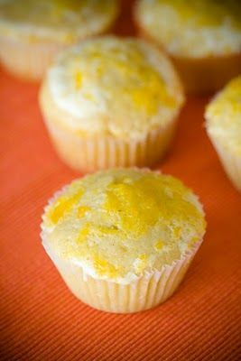 Mango Rum Cupcakes -  (from Cupcake Project - cupcakeproject.com)