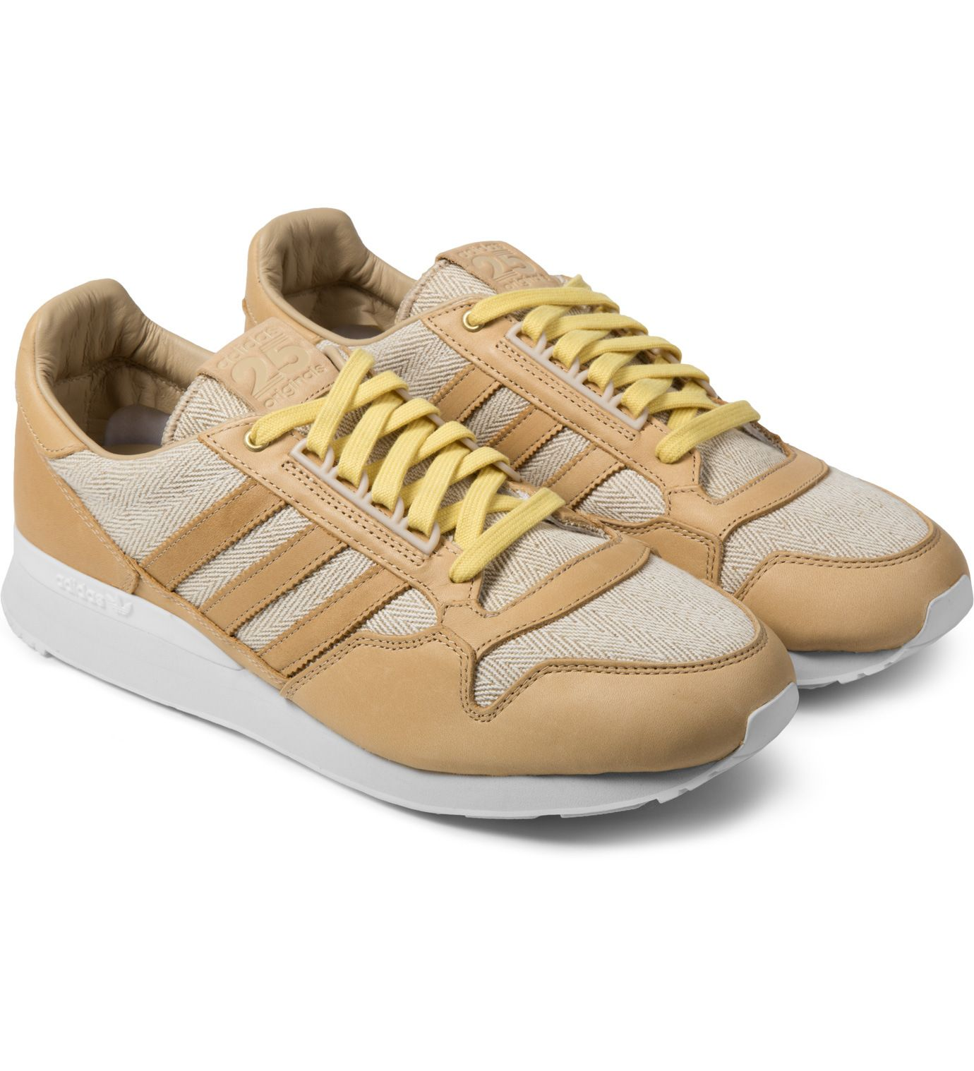 Adidas Originals - Pale Nude ZX 500 OG NIGO Shoes | HBX