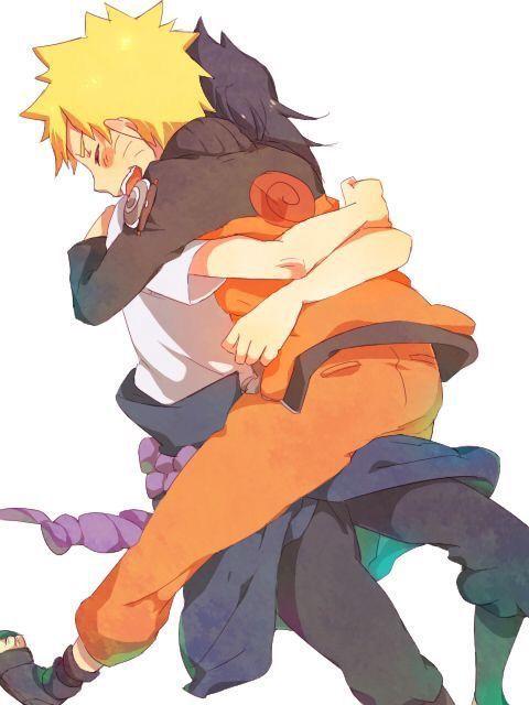 Photo of Naruto ships  – Naruto and sasuke