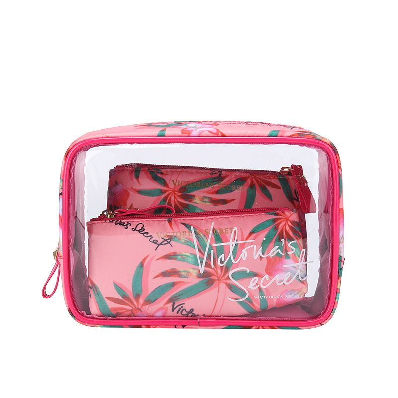 0e2d6c7ff5ab Find More Cosmetic Bags  amp  Cases Information about PVC Transparent  Cosmetic Bag Travel Toiletry Bag