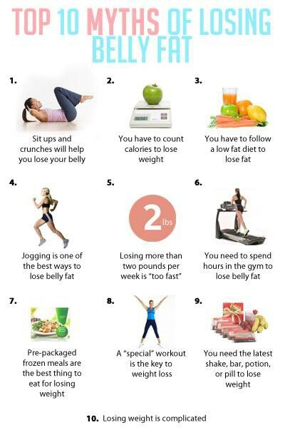 what are some easy ways to lose belly fat
