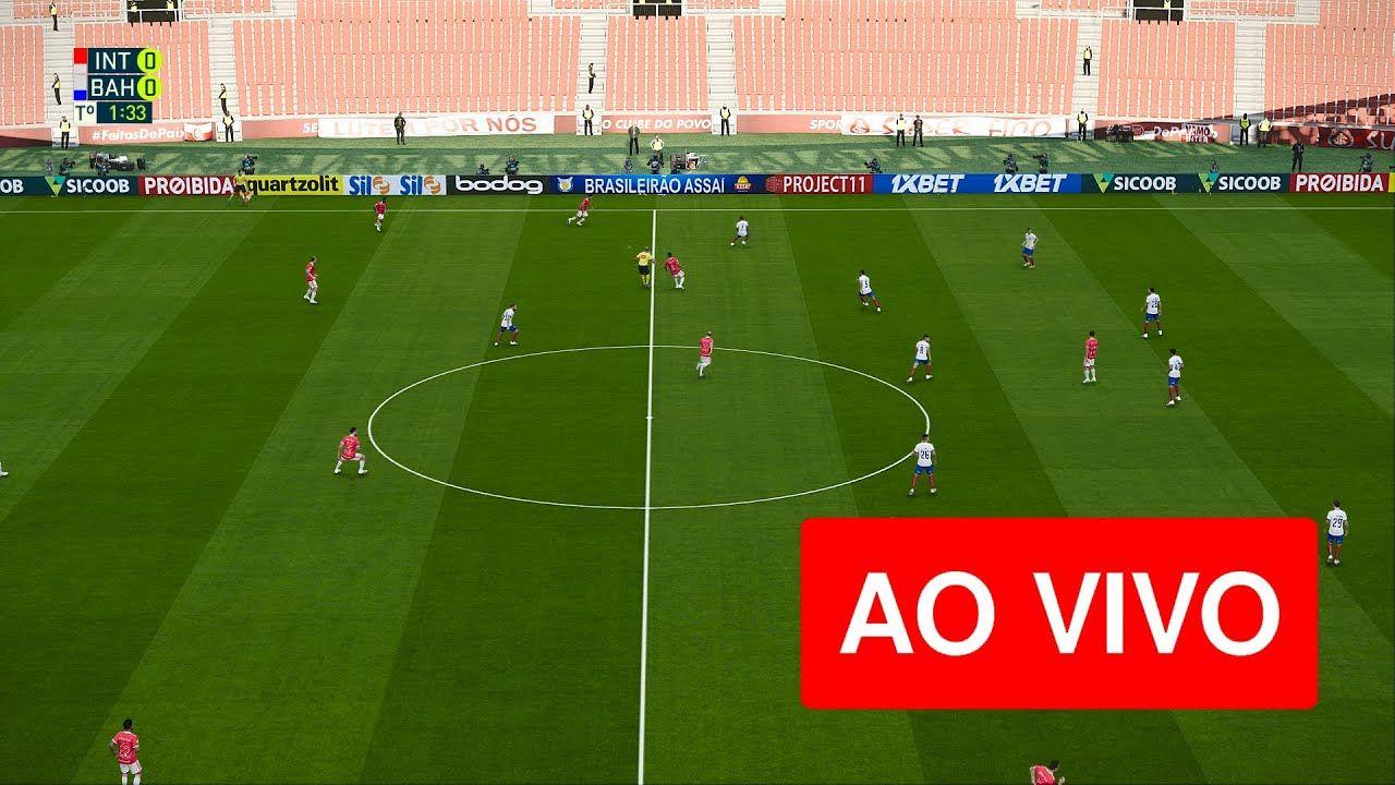 Assista Agora Inter X Bahia Ao Vivo Na Tv E Online No Premiere Hd Em 2020 Campeonato Brasileiro Futebol Online E Online