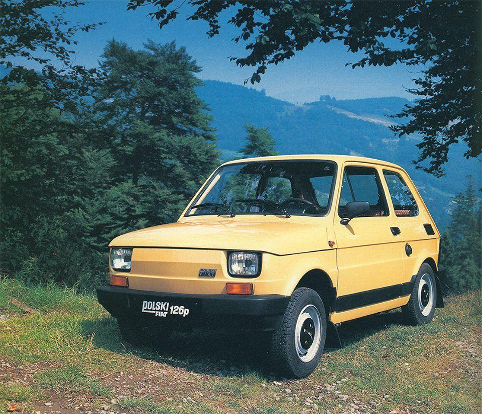 Fiat 126p Fiat 126 Fiat 500 Fiat