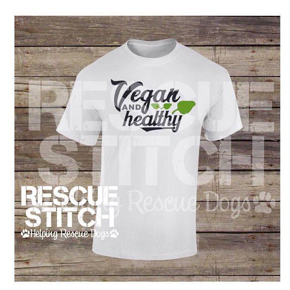 Vegan And Healthy T-Shirt