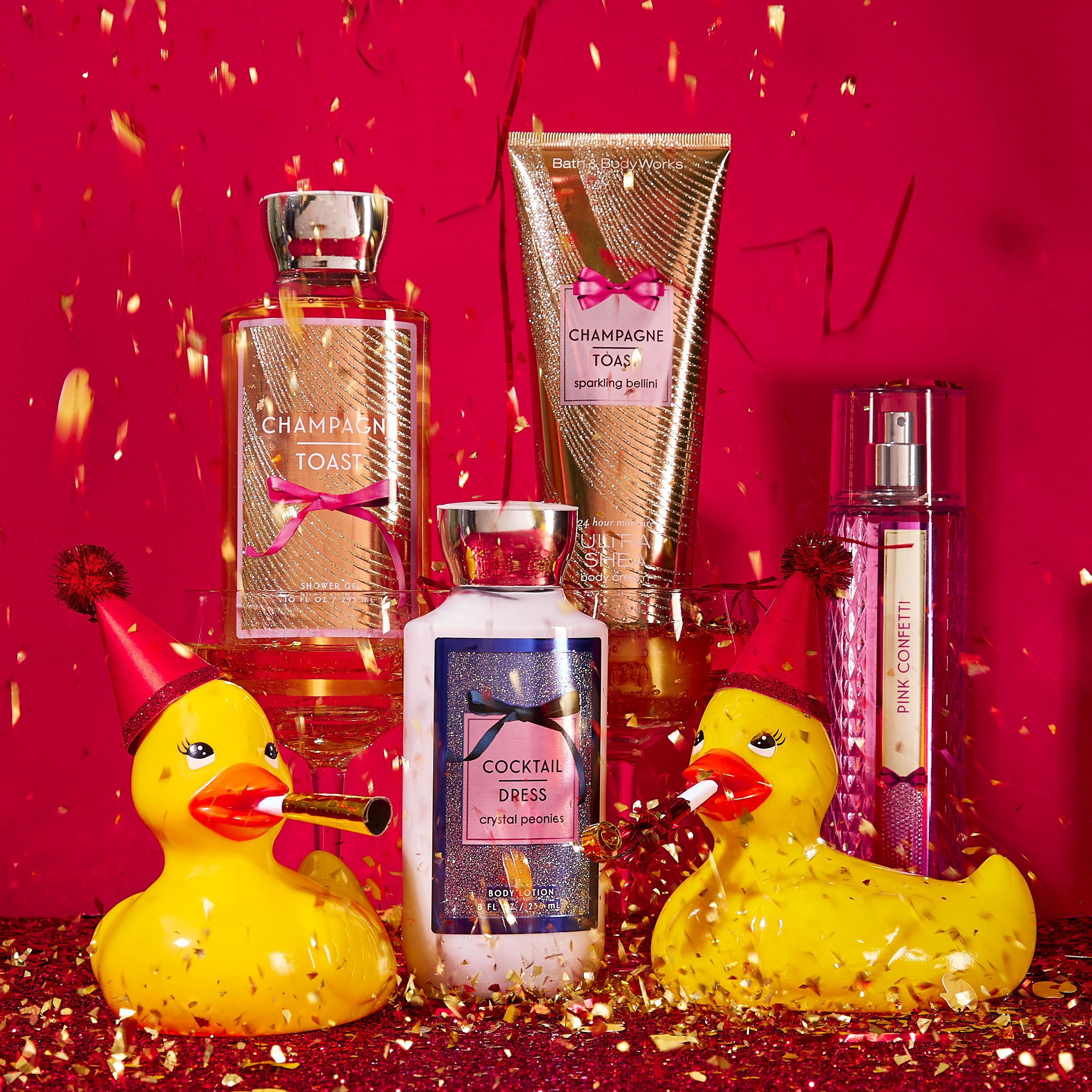Let S Party Bath And Body Works Perfume Fragrance Photography Body Smells [ 2582 x 2582 Pixel ]