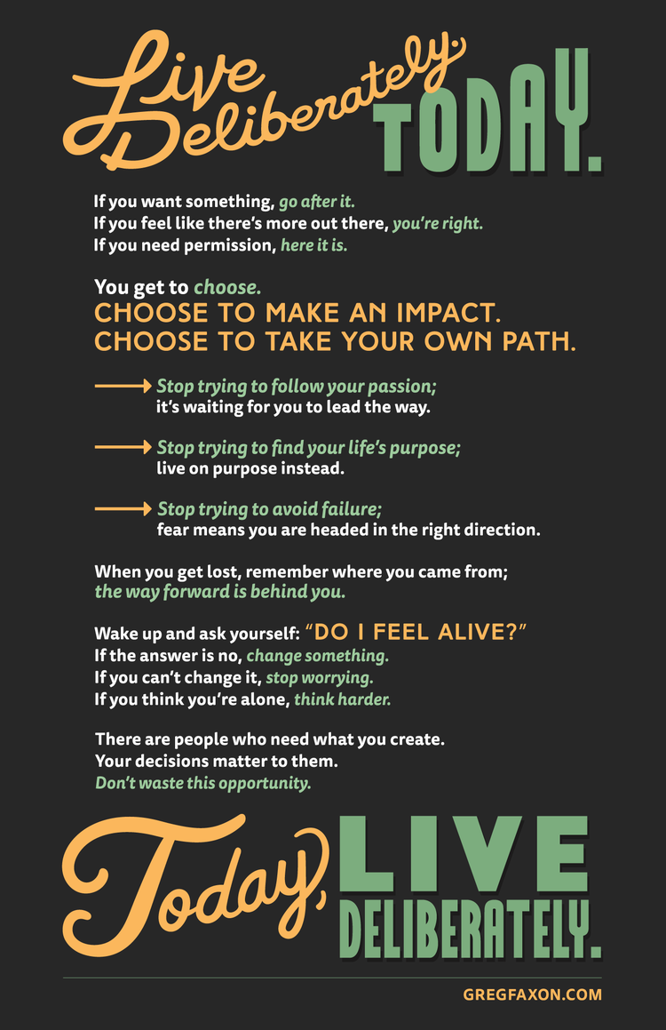 The manifesto I created as a reminder of why I do the work I do. Do you have a compelling WHY that drives your business forward? If not, let's fix that.