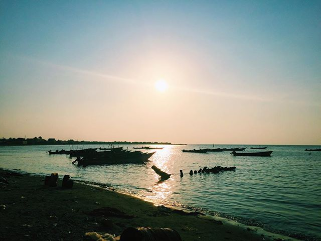 back in bosaso | the ambiance of the ocean is my reality