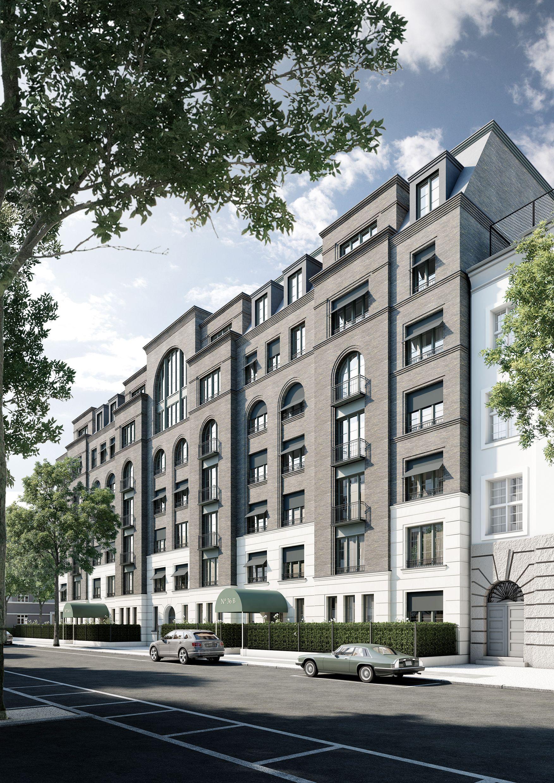 Wohnhaus Mit 45 Wohneinheiten Berlin Charlottenburg Projekte