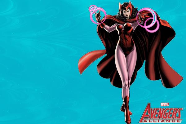 Scarlet Witch by Kerochris.deviantart.com on @deviantART