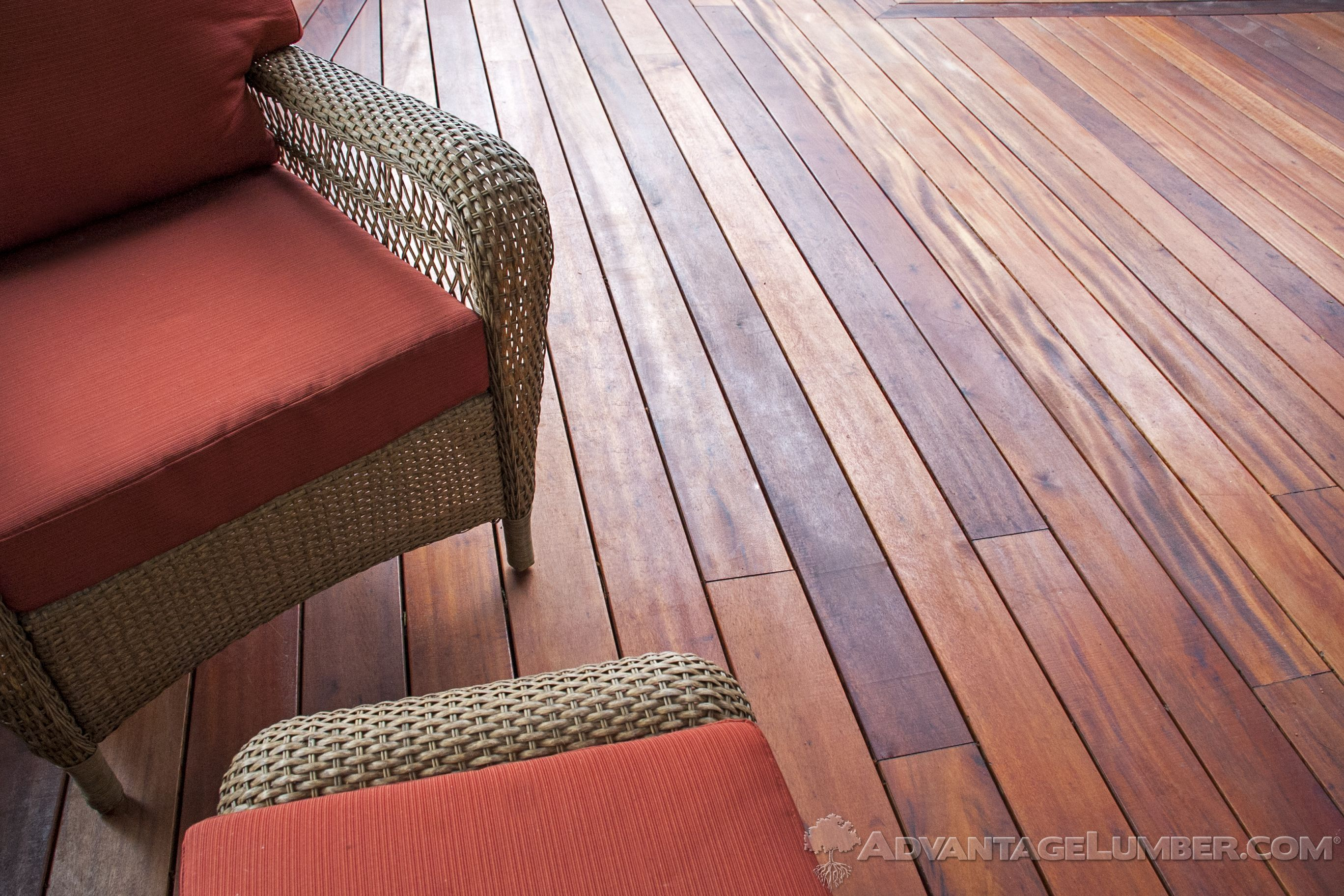 With Its Low Maintenance Qualities And Extended Lifespan You Can Build Your Next Deck Knowing You Ve Chosen The Genu Building A Deck Hardwood Decking Diy Deck