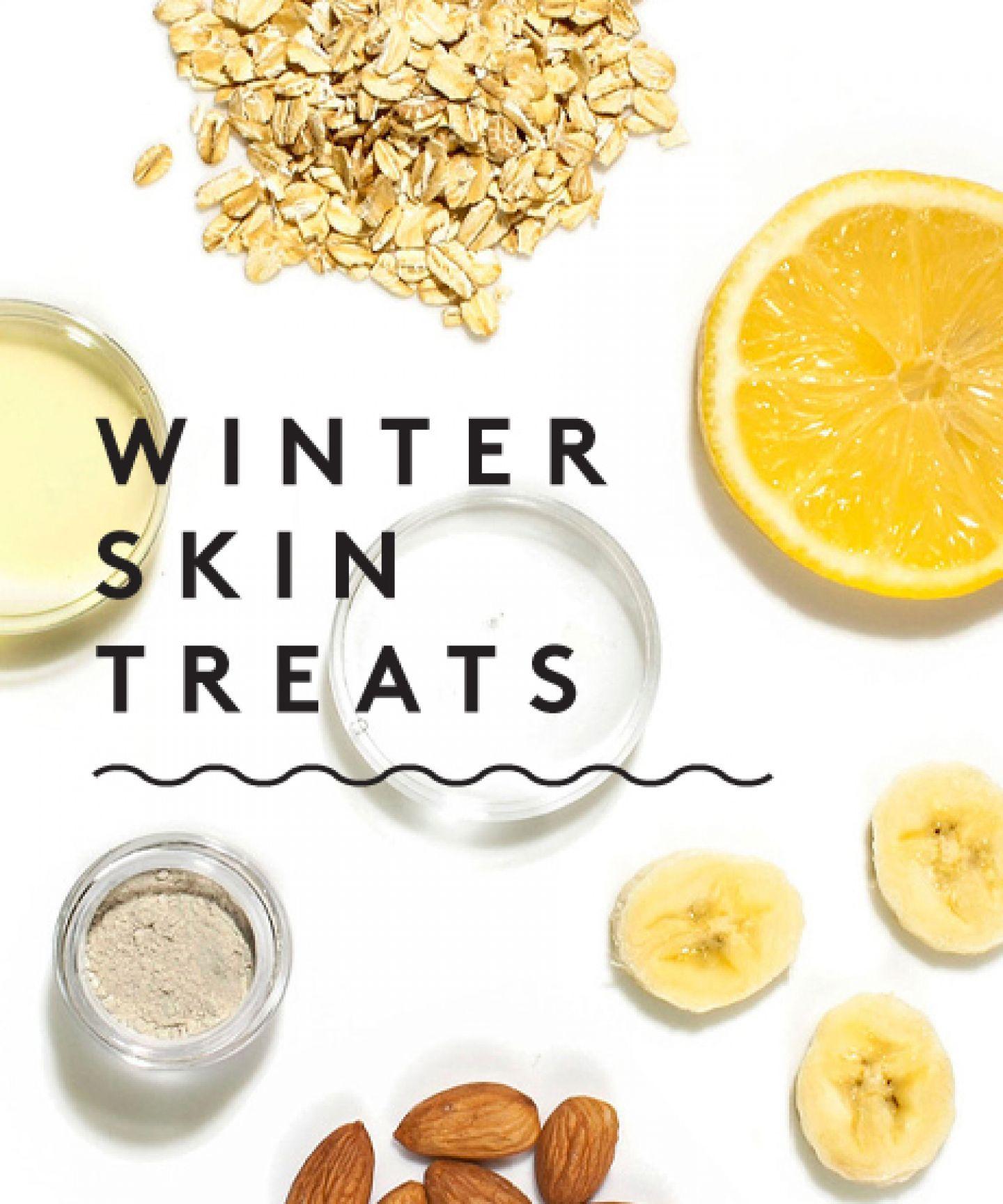 DIY Winter Skin Care - Organic Homemade Beauty  Winter skin care