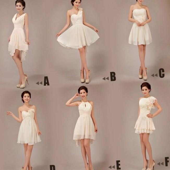 Платье на свадьбу подруги летом фото - http://1svadebnoeplate.ru/plate-na-svadbu-podrugi-letom-foto-2924/ #свадьба #платье #свадебноеплатье #торжество #невеста