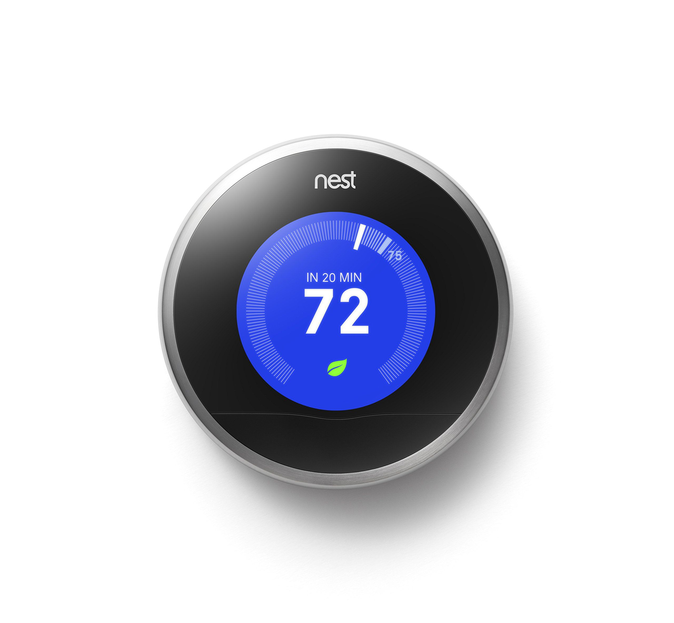 Nest Learning Thermostat - 2nd Generation T200577 - Auto
