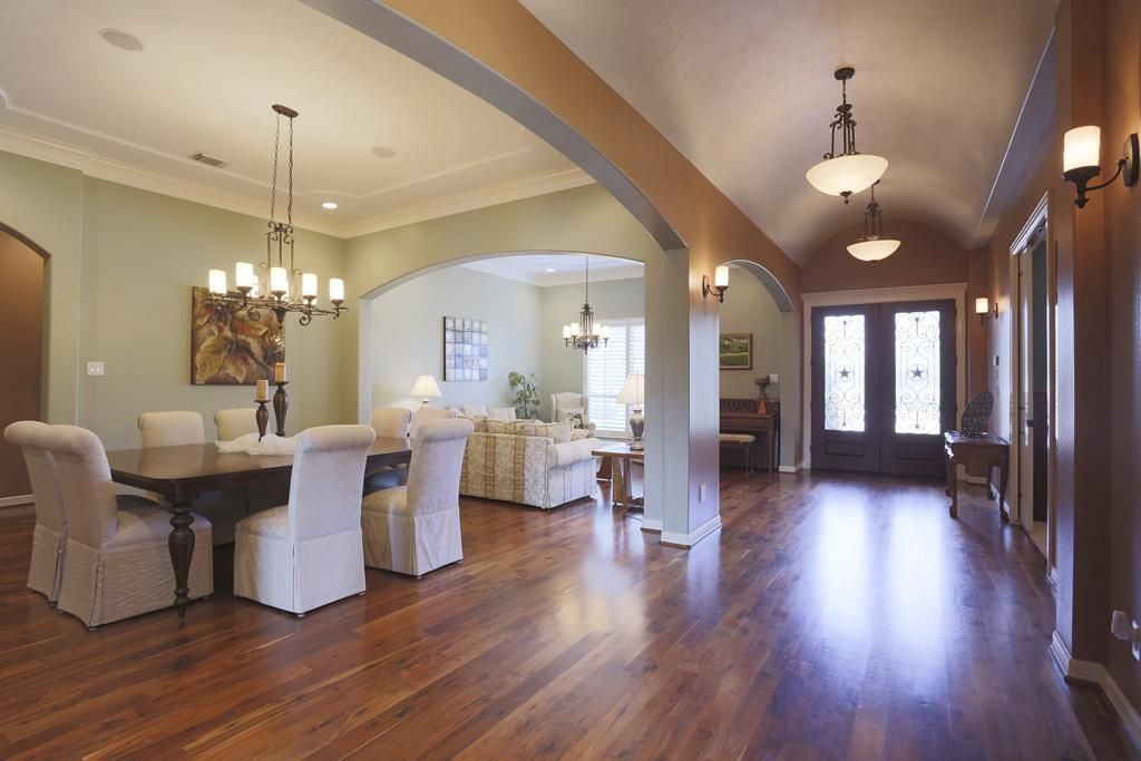 ideas for chandeliers in low ceiling rooms - Google Search