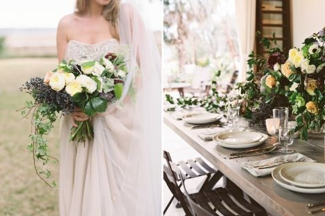 RIVER OAKS | Jessica Rourke | Planning & Styling of Weddings | Photo by Landon Jacob | Florals by Fern