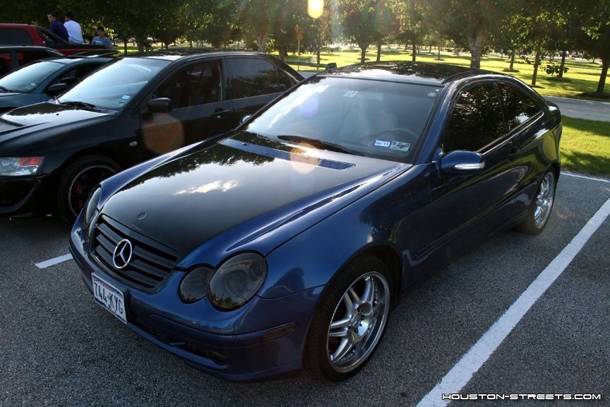 Custom 2003 benz kompressor coupe google search for 2002 mercedes benz c230 kompressor coupe