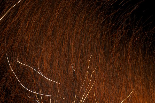 Abstract: Fire Works 1