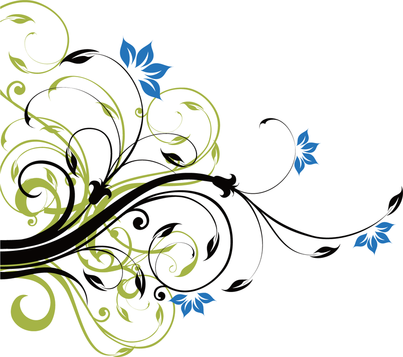 Explore Free Vector Graphics Floral Decorations And More