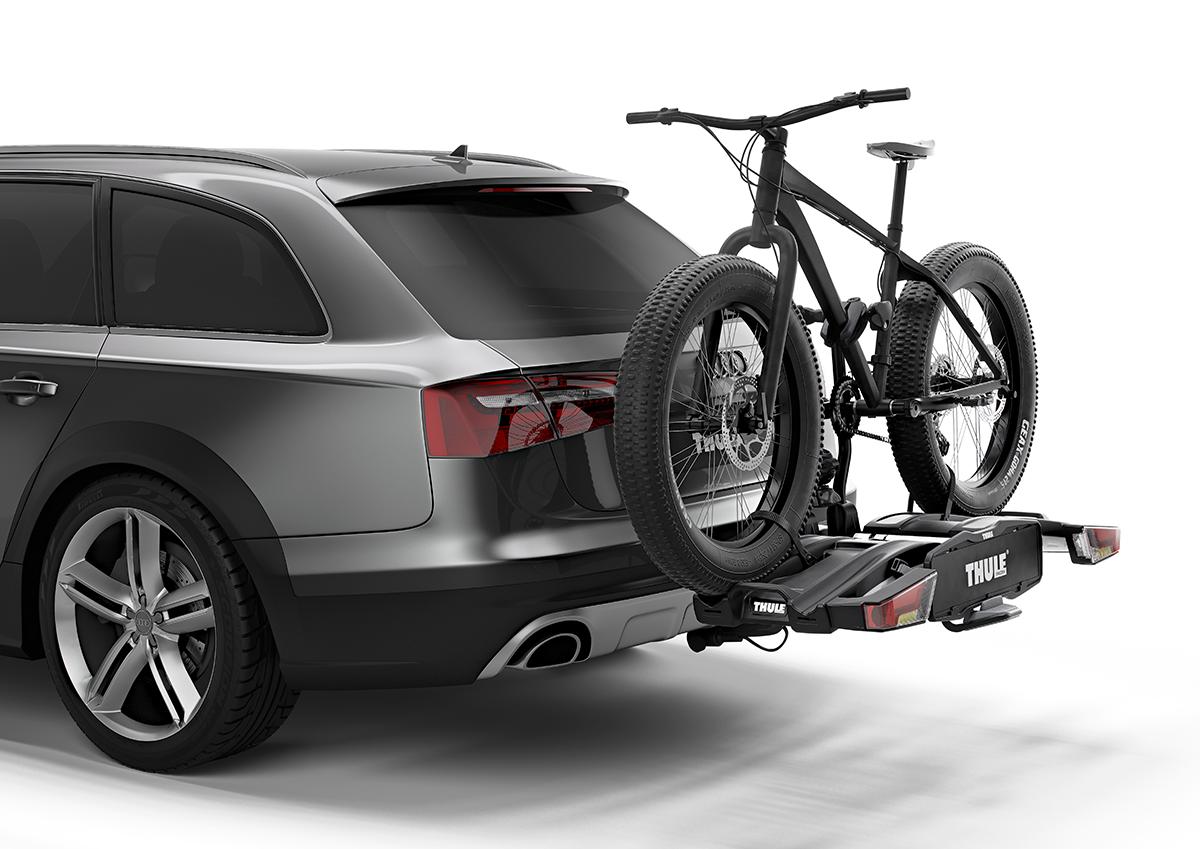 Thule EasyFold XT 2 Bike Carrier 933 Bike, Bike rack