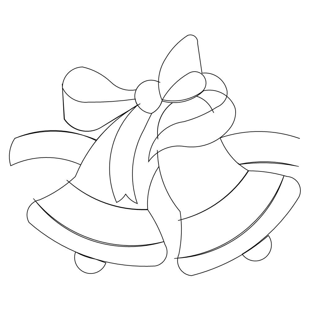 Wedding Bell Clipart: Wedding Bells, Ribbons, Bows