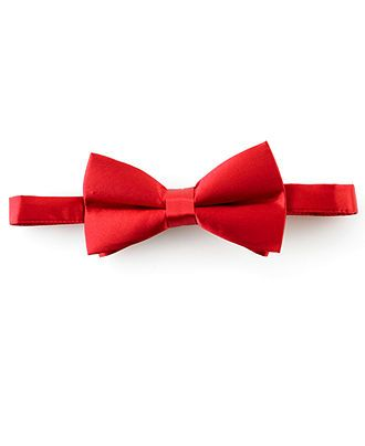 For red-hot style: MICHELSONS OF LONDON #bowtie #red #mens BUY NOW!