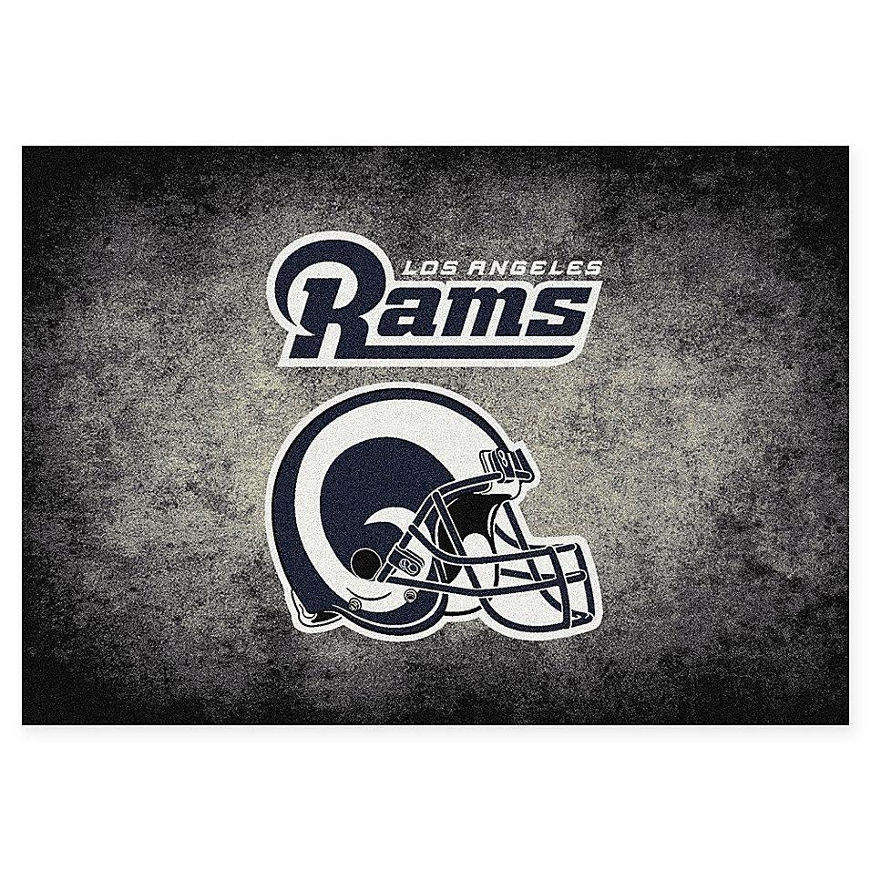 Milliken NFL Los Angeles Rams 5foot 4Inch x 7Foot 8