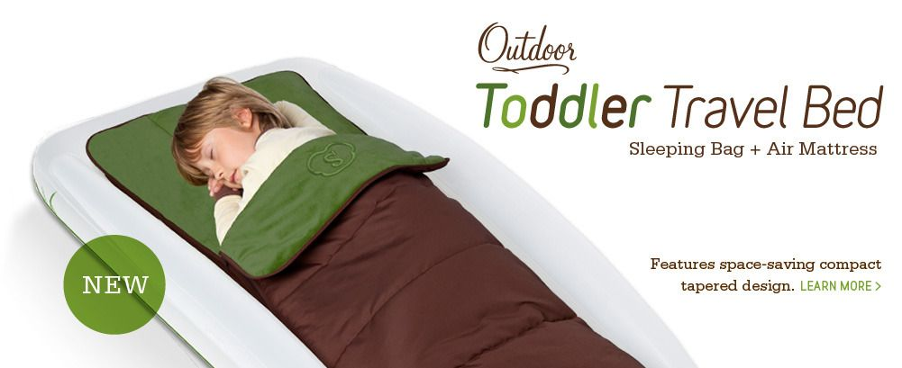 Toddler Travel Cot