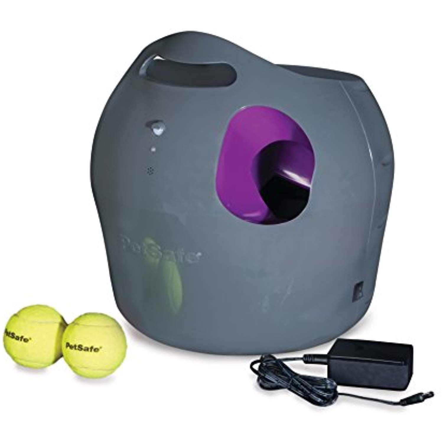 Petsafe Automatic Ball Launcher Dog Toy Tennis Ball Throwing Machine For Dogs In Easy Open Packagin Interactive Dog Toys Ball Launcher