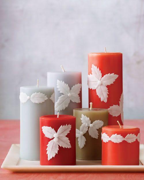 25 Ways to Update, Decorate & Repurpose Plain Pillar Candles ...