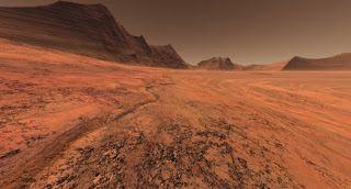 ASTRONOMIA HOJE: Cientistas descobrem vestígios recentes de água em...