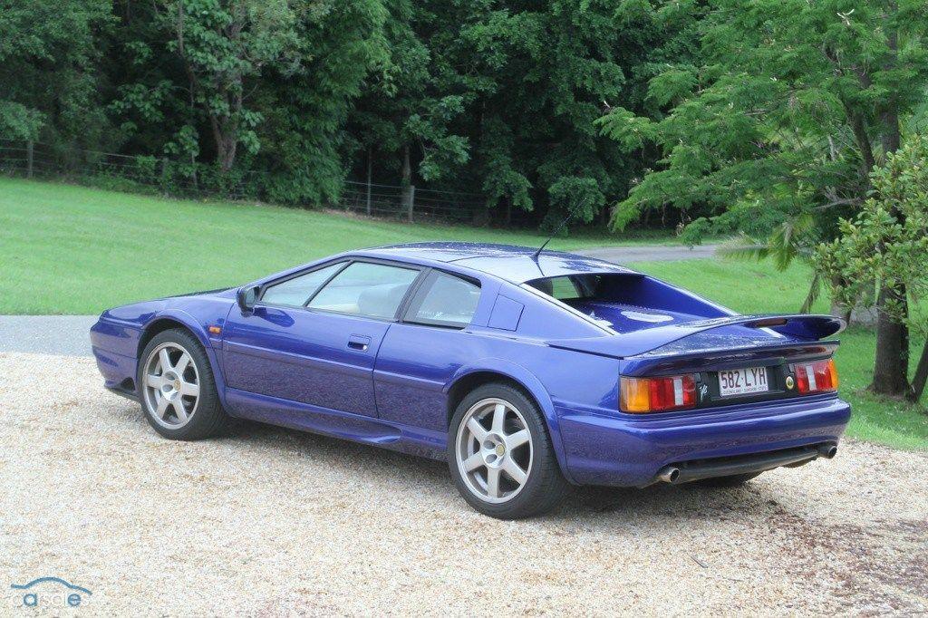 1997 lotus esprit v8 lotus esprit cars for sale used cars