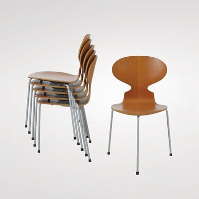 Stackable Chairs  Arne jacobsen chair Stackable chairs and Oregon