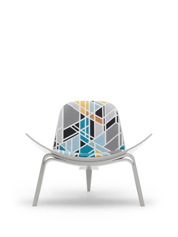 The Maharam Shell Chair Project |  Carl Hansen & Søn's