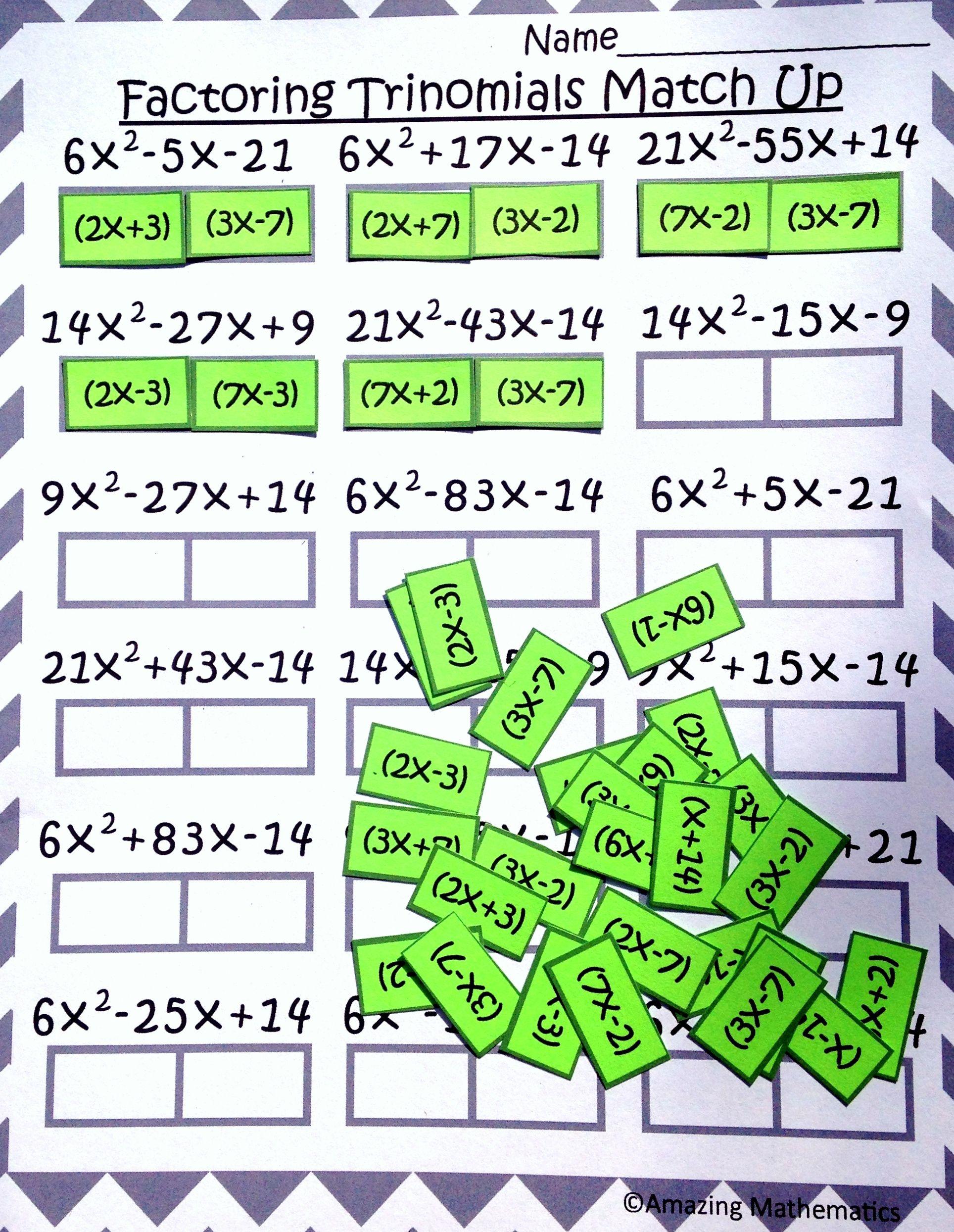 hight resolution of Pin on Algebra 1 Worksheets