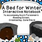 A Bed For Winter Interactive Notebook Journal Reading Street Interactive Notebooks Reading Street Interactive Notebooks Reading