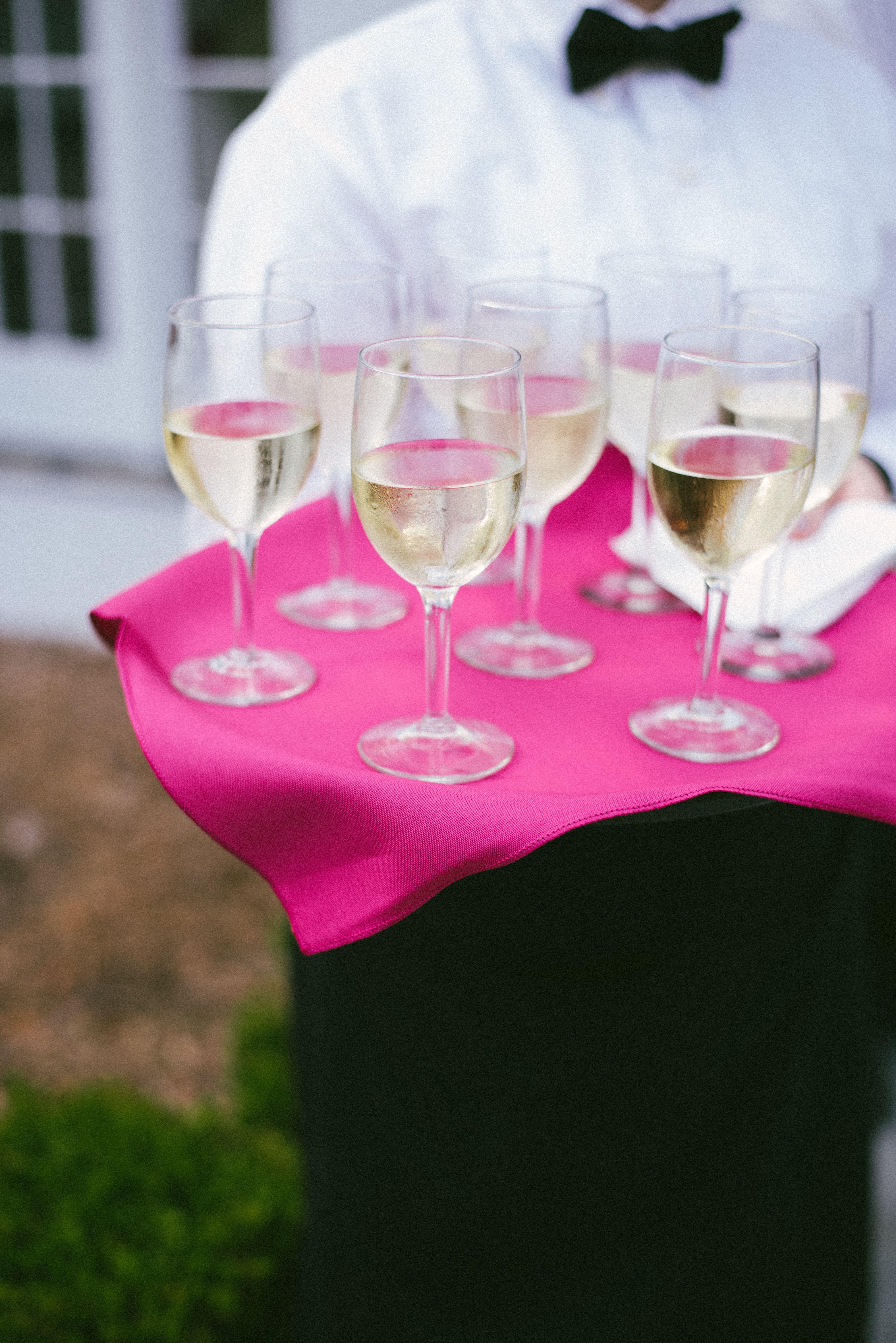 Cuisine Cocktail hour wedding, Luxury weddings reception