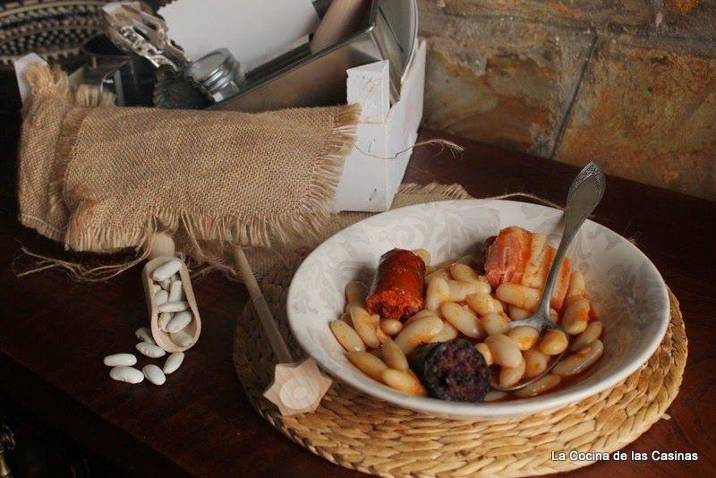 Recetas De Cocina Asturiana Faciles | La Cocina De Las Casinas Fabada Asturiana Byjose Recetas