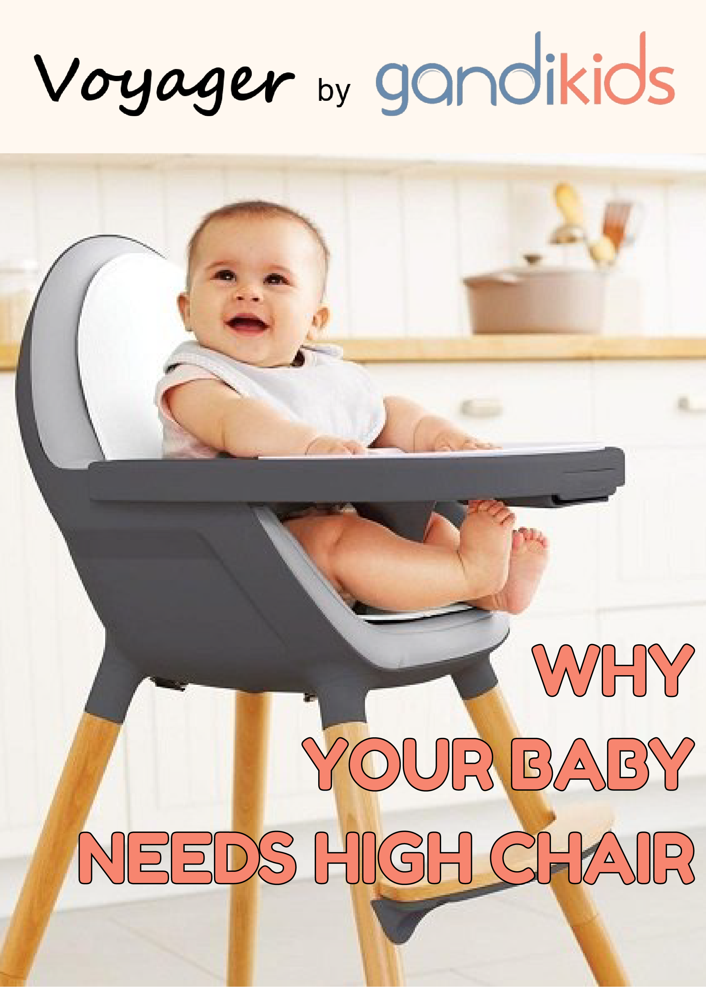 Photo of Why Your Baby Needs High Chair