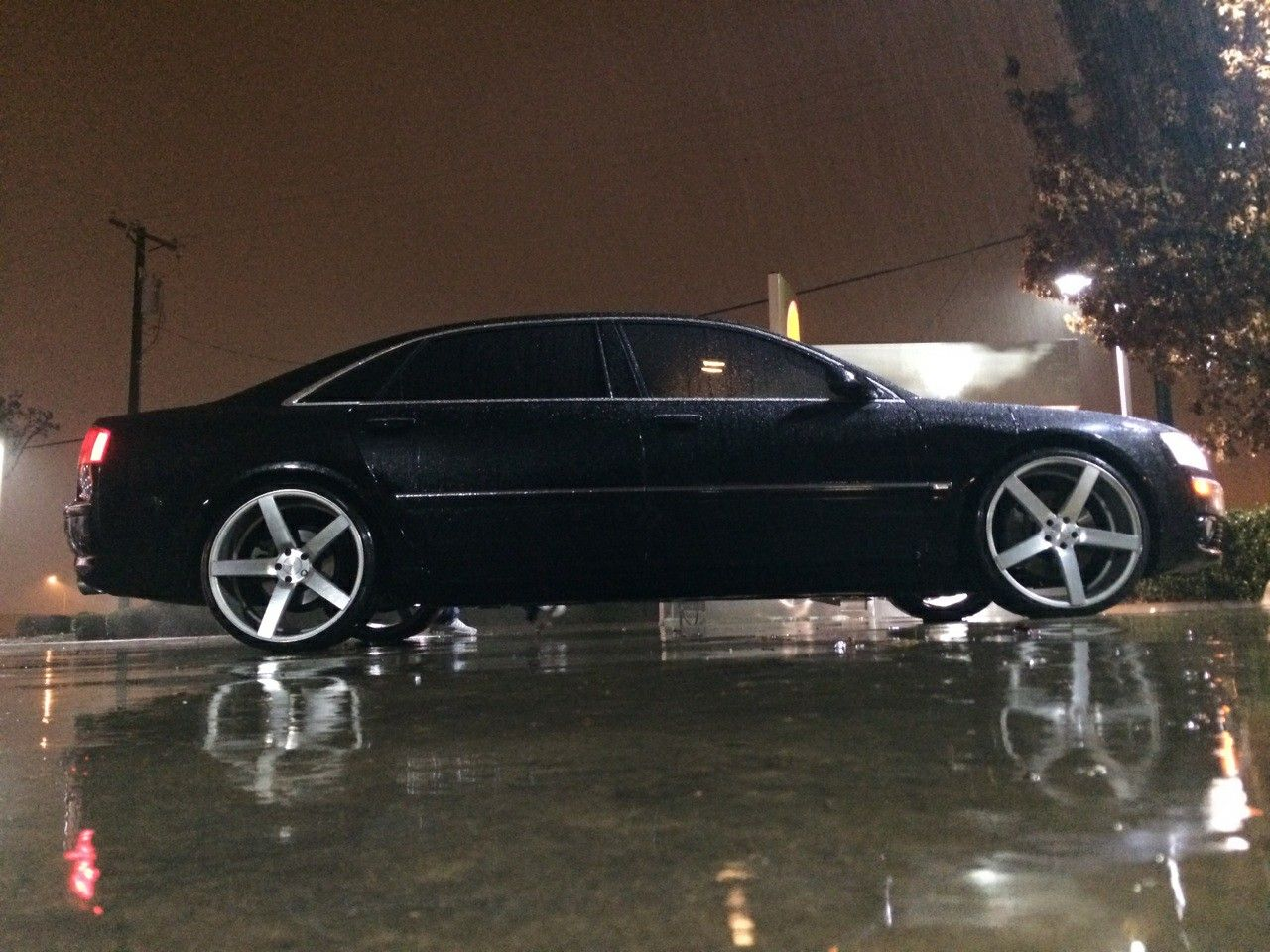 Audi A8l On 22 Vossen Cv3s Customer Submissions Teamvossen