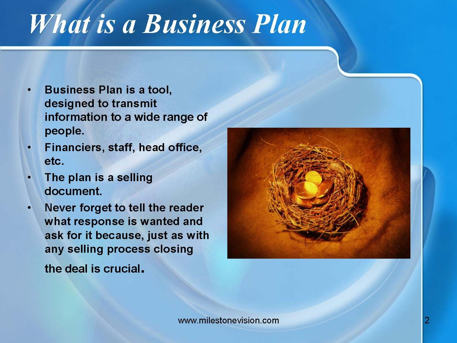 Write A Small Business Plan  Business Plan    Business