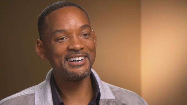 Will Smith: I may be forced to run for president - CBS News