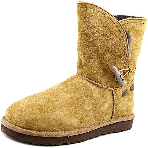 UGG Australia Womens Classic Meadow Sheepskin Fashion Bootie Chestnut 7 M  US ** Find out more about the great product at the image link.