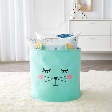 Home Storage Bins Animals For Kids Canvas Storage