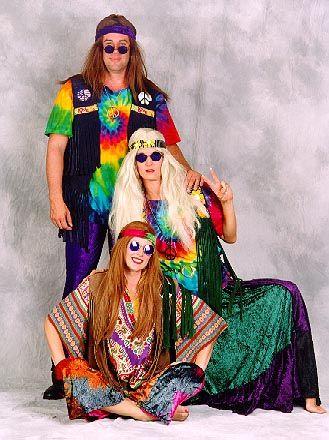 Hippie kleidung woodstock