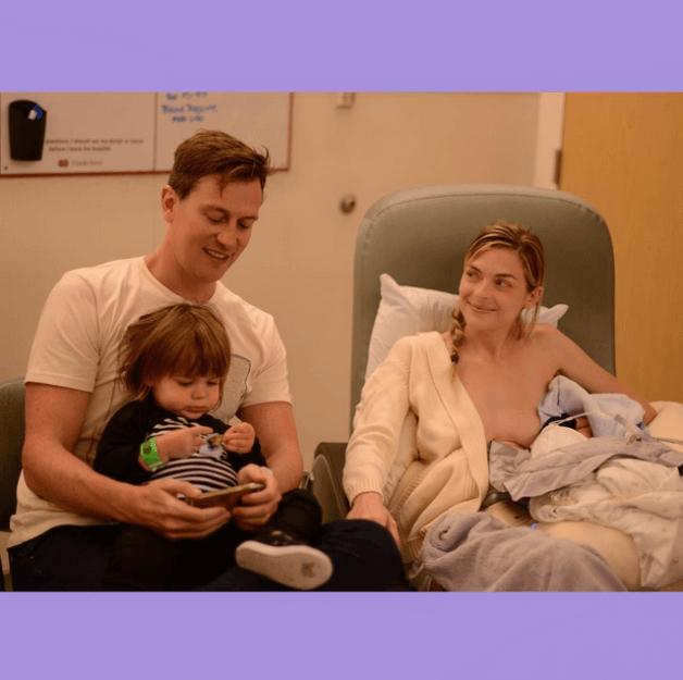 Happy Family: Jaime King brachte ihr zweites Kind zur Welt.