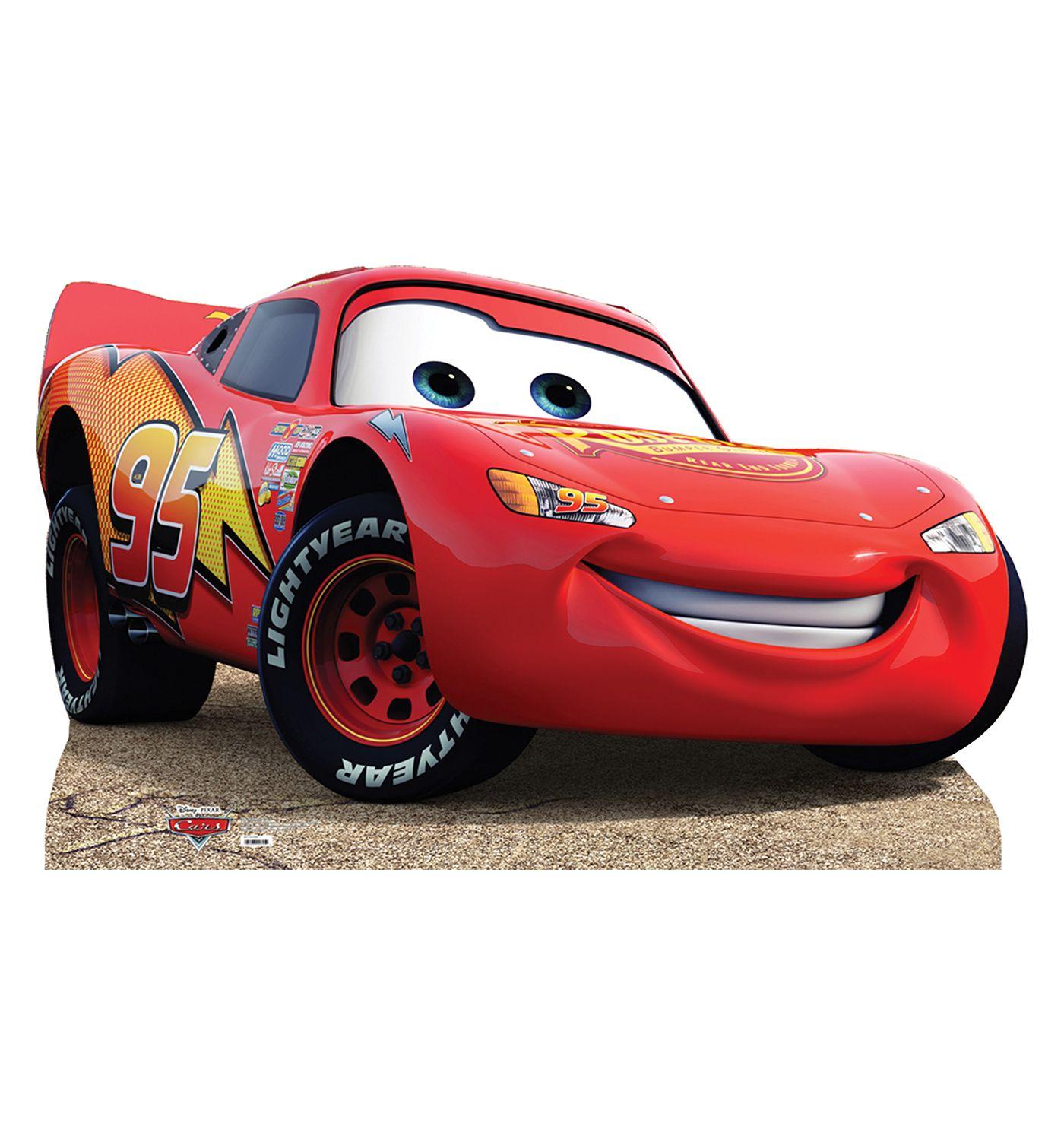Cars Movie, Lightning Mcqueen